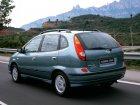 Nissan  Almera Tino  1.8 (114 Hp) CVT
