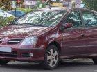 Nissan  Almera Tino (facelift 2003)  1.8 (114 Hp) Automatic