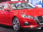 Nissan Altima Spécifications techniques et économie de carburant