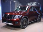 Nissan Armada Technical specifications and fuel economy