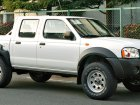 Nissan  Datsun (MD22)  2.4 i 16V 4WD Double Cab (130 Hp)