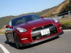 Nissan  GT-R (facelift 2011)  3.8 V6 (530 Hp) 4WD Automatic