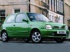 Nissan  Micra (K11)  1.0 (60 Hp) CVT