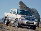 Nissan  Navara II (D22)  2.4 Double Cab 4WD (148 Hp)