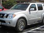 Nissan Pathfinder III (facelift 2010)