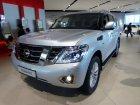 Nissan Patrol Spécifications techniques et économie de carburant