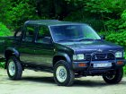 Nissan  Pick UP (D21)  2.4 i 12V 4WD (124 Hp)