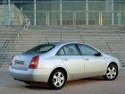 Nissan  Primera (P12)  2.0 i 16V (140 Hp) CVT