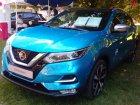 Nissan  Qashqai II (facelift 2017)  1.6 DIG-T (163 Hp)