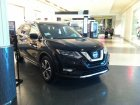Nissan Rogue Technical specifications and fuel economy
