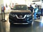 Nissan Rogue II (facelift 2017)