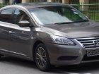 Nissan  Sylphy (B17)  1.6 (116 Hp) CVT