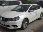 Nissan Sylphy (B17, facelift 2016)