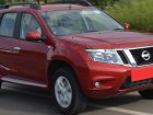 Nissan  Terrano India  1.6 MPFI (104 Hp)