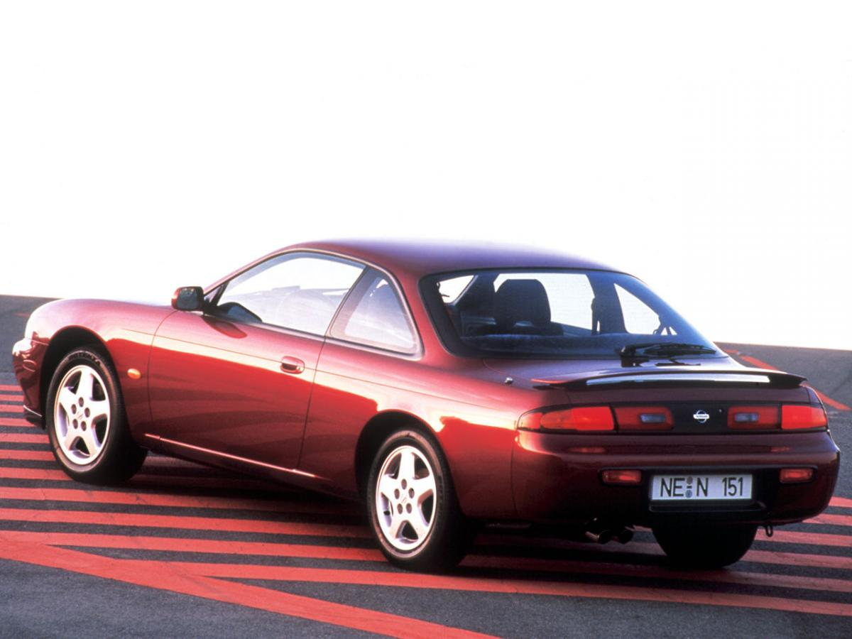 Luggage Rack Car >> Nissan 200 SX (S14) 2.0 i 16V Turbo (200 Hp)