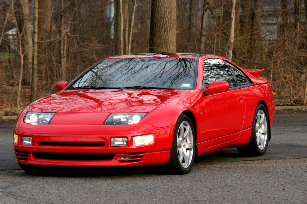 nissan 300 zx z32 3 0 twin turbo 268 hp. Black Bedroom Furniture Sets. Home Design Ideas