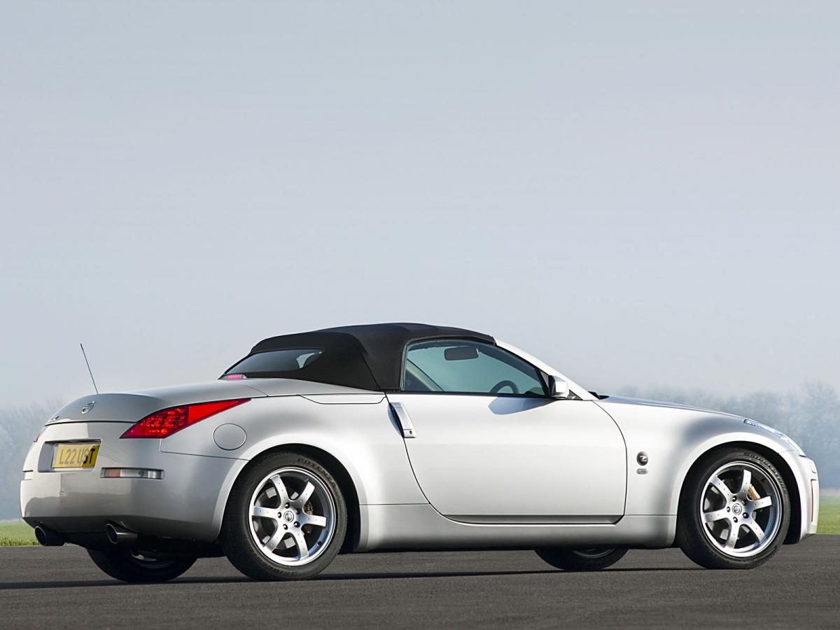 nissan 350z technical specifications and fuel economy. Black Bedroom Furniture Sets. Home Design Ideas