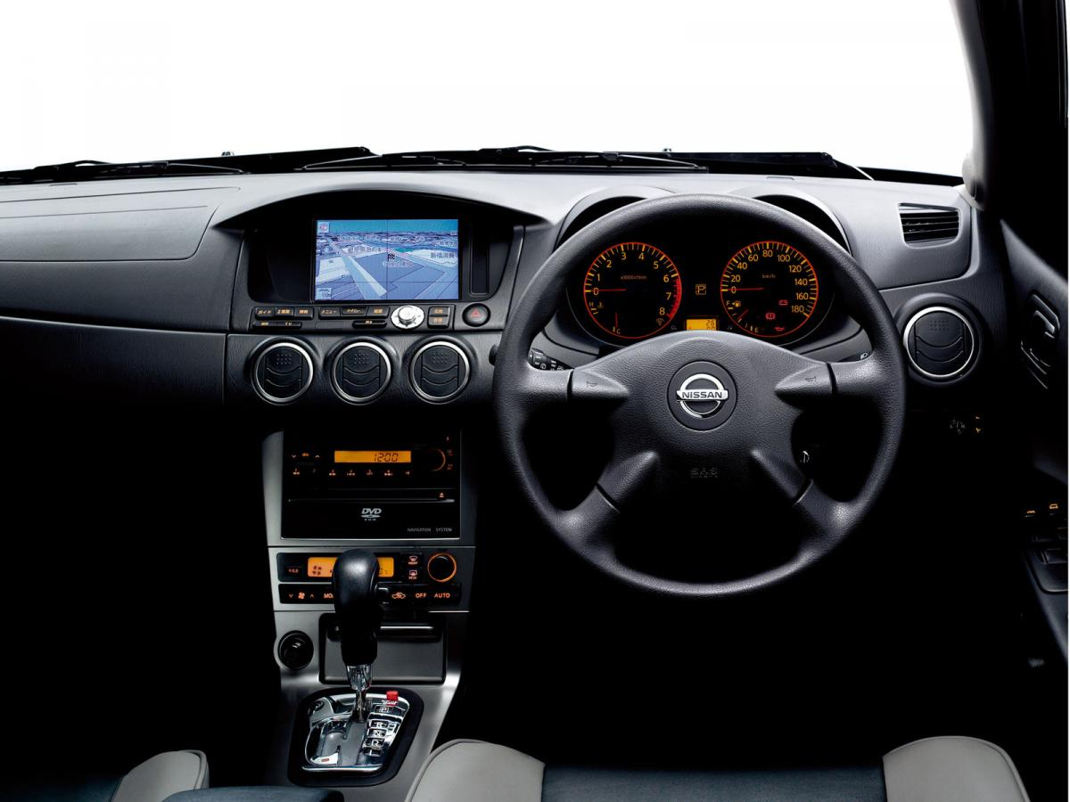 Nissan Avenir Technical specifications and fuel economy (consumption, mpg
