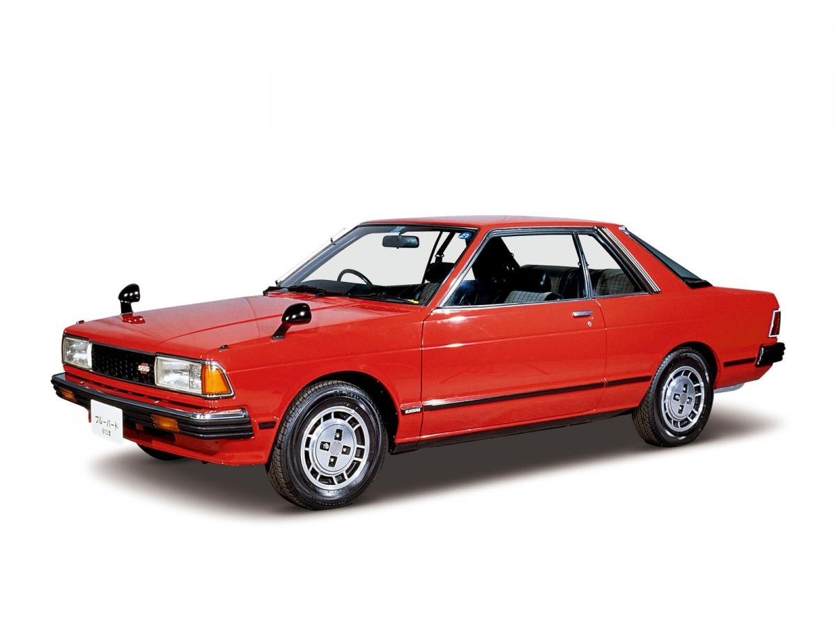 Nissan Bluebird Coupe 910 1 9i 109 Hp