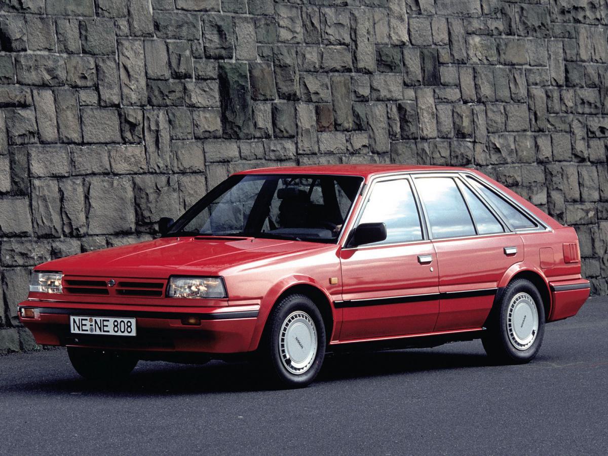 Hatchback For Sale >> Nissan Bluebird Hatchback (T72,T12) 2.0 (T12) (102 Hp)