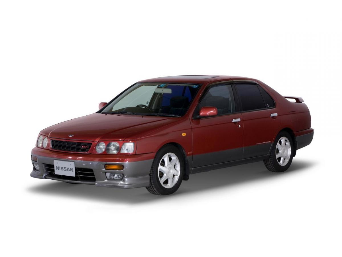 Nissan bluebird eprise 4wd