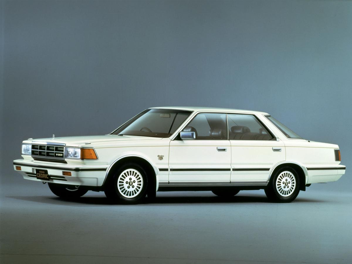 Nissan Cedric Y30 2 0 V6 Turbo 210 Hp