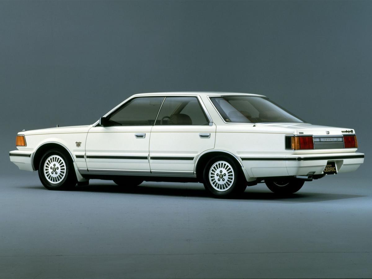 Subaru Oil Consumption >> Nissan Cedric (Y30) 2.0 V6 Turbo (210 Hp)