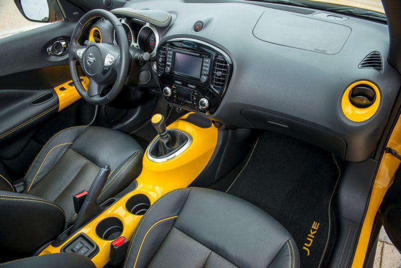 2014 Nissan Juke Tire Size >> Nissan Juke (facelift 2014) 1.6 (117 Hp) Xtronic