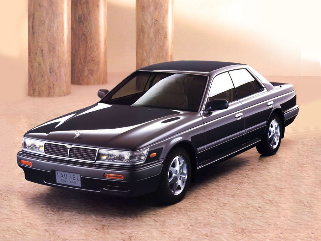 Nissan Laurel (E-HC33) 2.0 i (125 Hp)