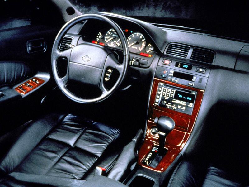 Nissan Maxima I J30 3 0 I 170 Hp