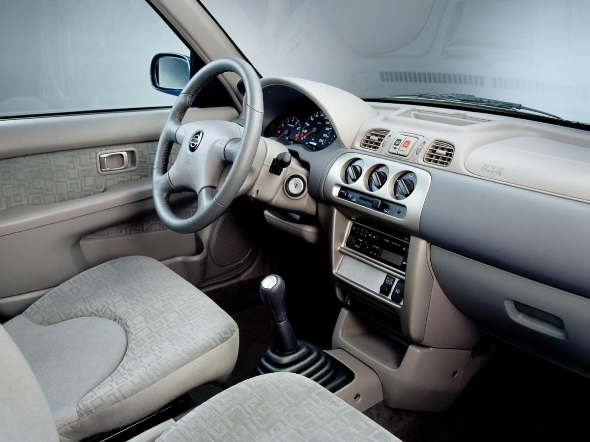 Nissan Micra (K11) 1.0 (60 Hp)