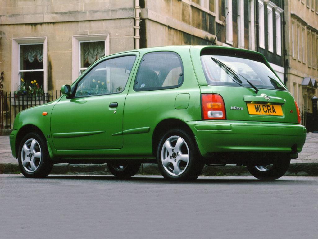 Nissan Micra K11 1 3i 16v 75 Hp