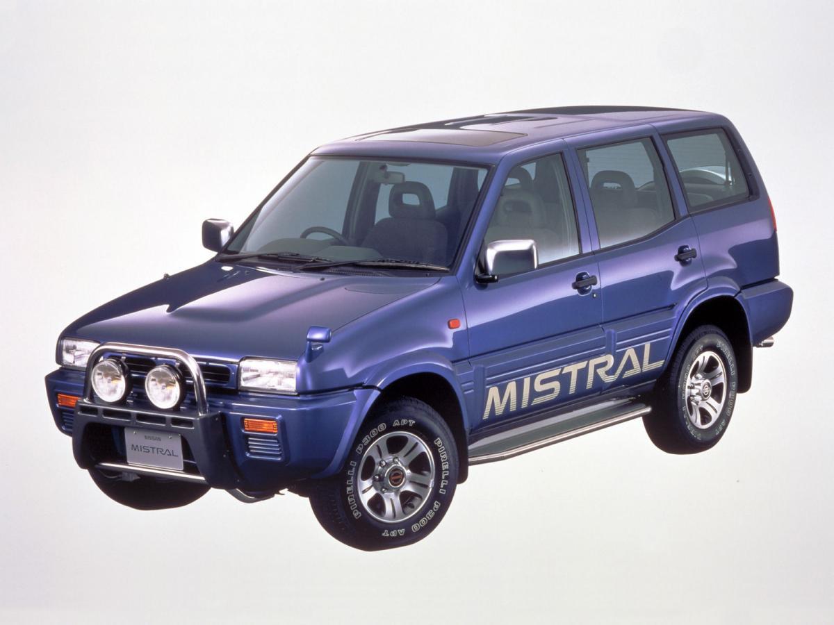 Mistral Auto : nissan mistral technische daten und verbrauch ~ Gottalentnigeria.com Avis de Voitures