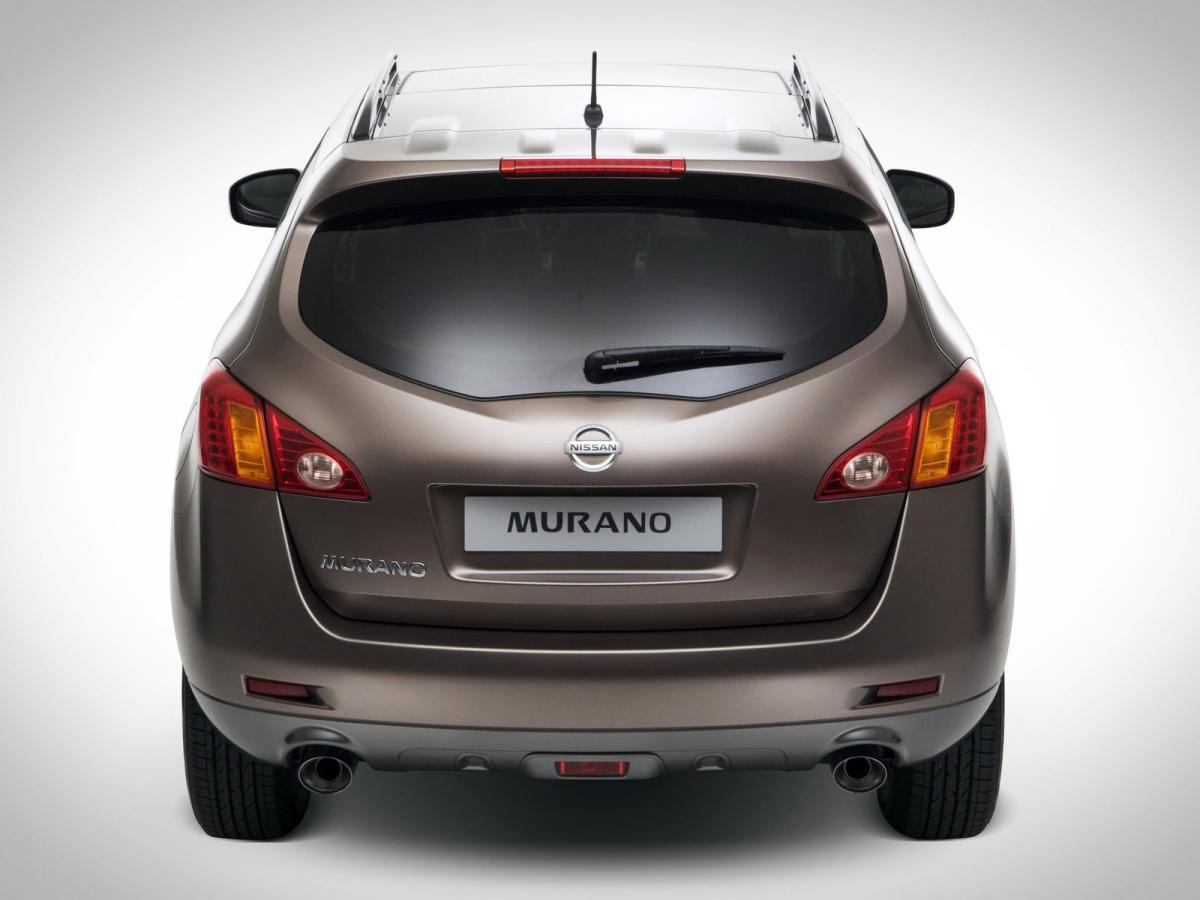 Nissan Murano Technical Specifications And Fuel Economy