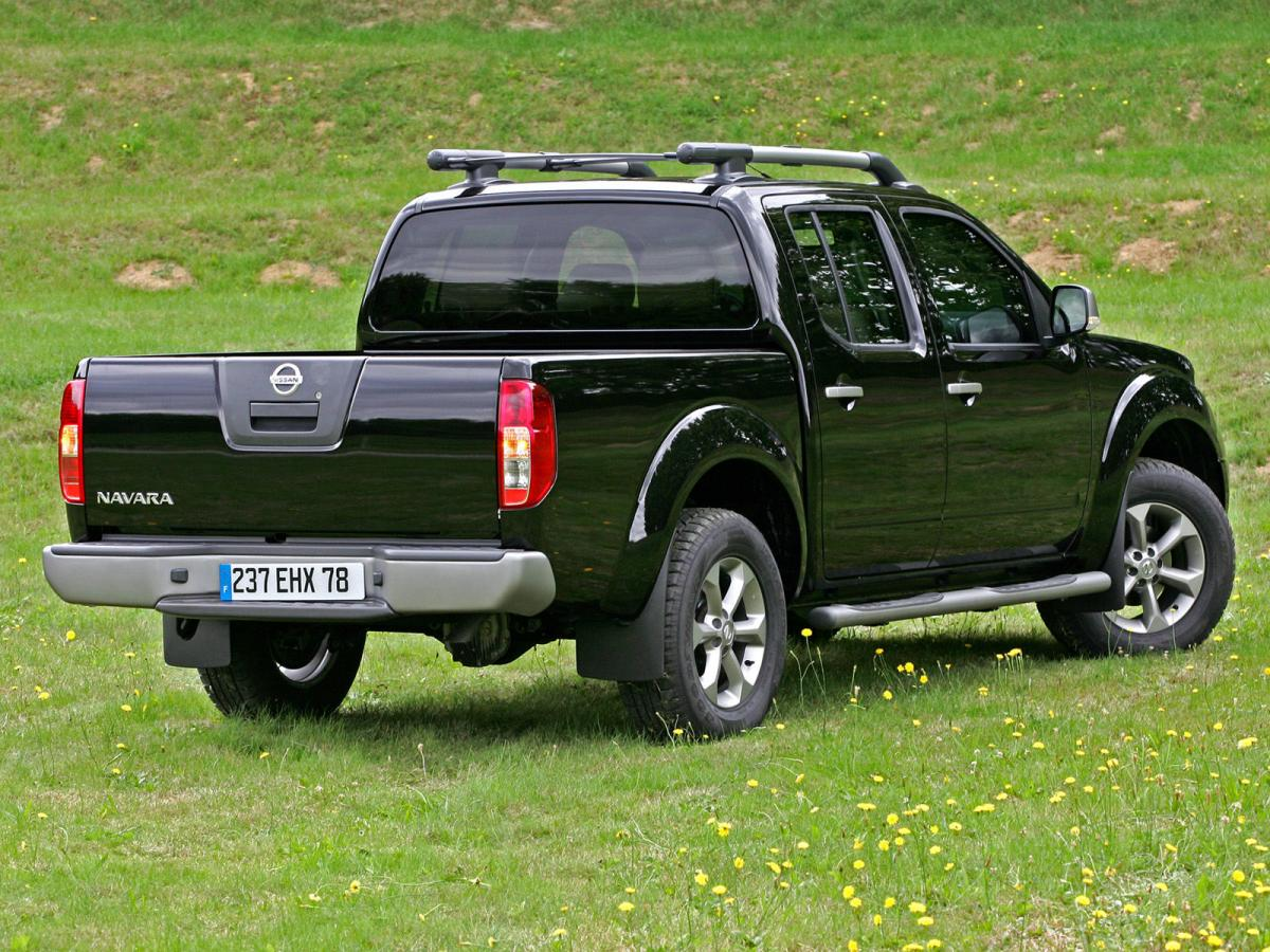 nissan navara iii d40 2 5 dci king cab 174 hp 4wd. Black Bedroom Furniture Sets. Home Design Ideas