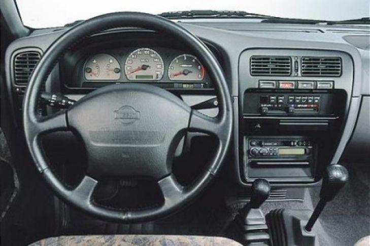 nissan pick up d22 2 5 tdi 4wd king cab 104 hp. Black Bedroom Furniture Sets. Home Design Ideas