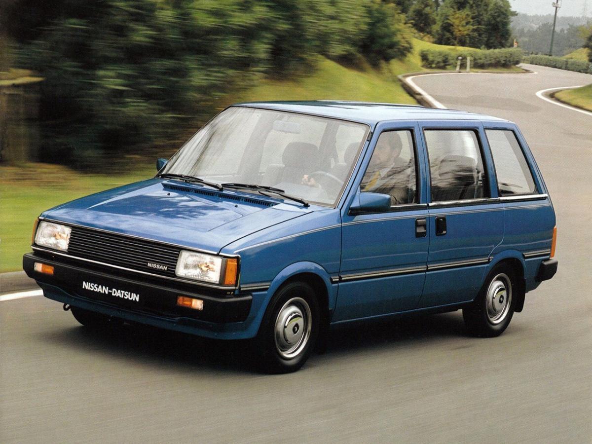 Nissan Prairie M10 Nm10 1 8 Sgl M10 90 Hp