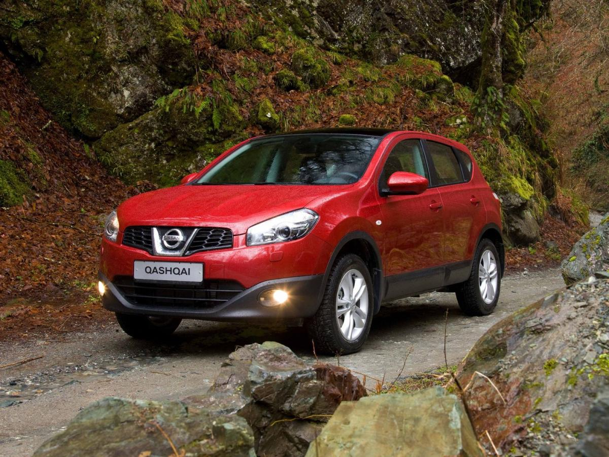 nissan qashqai technical specifications and fuel economy. Black Bedroom Furniture Sets. Home Design Ideas