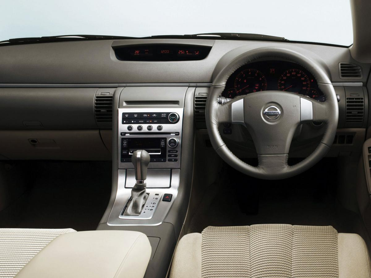 Nissan Stagea Technical Specifications And Fuel Economy