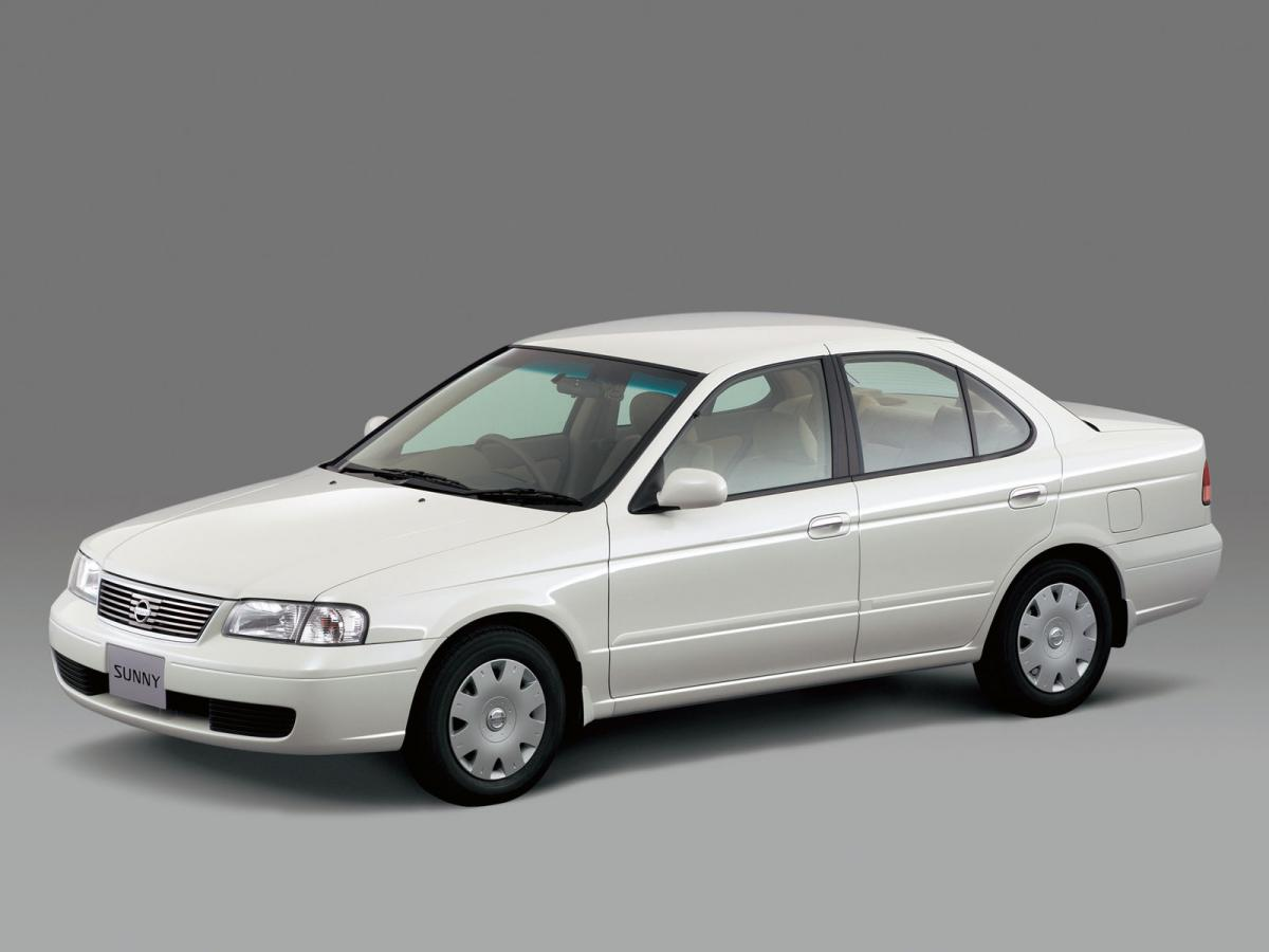 Type Of Car Oil >> Nissan Sunny (B15) 1.3 i 16V (90 Hp)