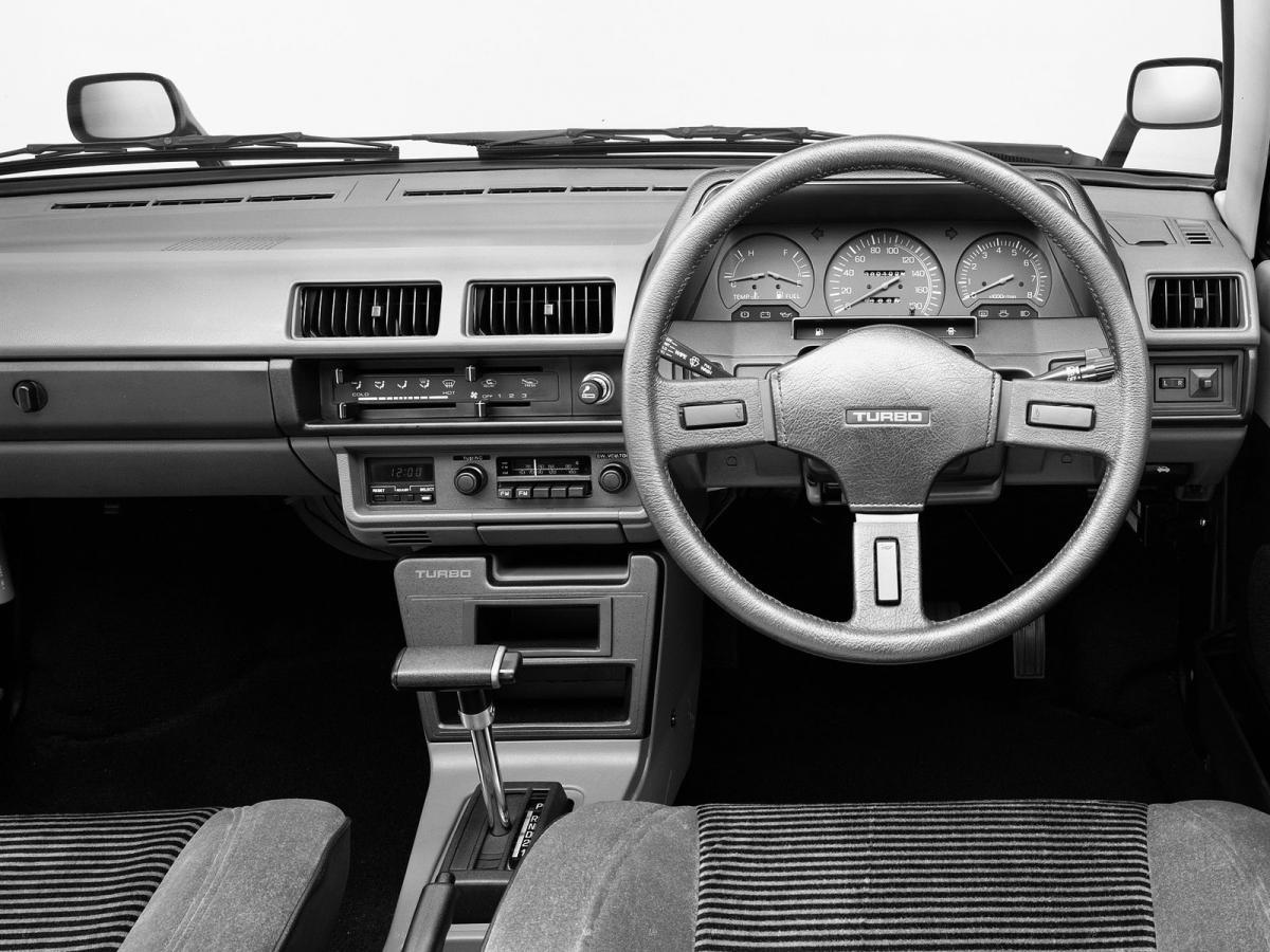 Nissan Sunny I B B D on 1982 Dodge Power Wagon