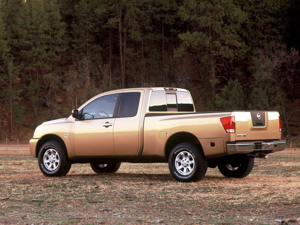 nissan titan technical specifications and fuel economy. Black Bedroom Furniture Sets. Home Design Ideas