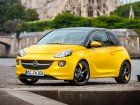 Opel Adam Technical specifications and fuel economy