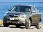 Opel Antara Technical specifications and fuel economy