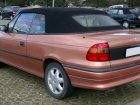 Opel  Astra F Cabrio (facelift 1994)  1.6i (71 Hp) Automatic