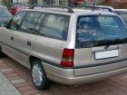 Opel  Astra F Caravan (facelift 1994)  1.6i (75 Hp)