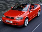 Opel  Astra G Cabrio  2.2 16V (147 Hp)