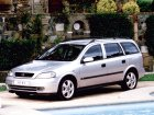 Opel  Astra G Caravan  2.0 Ecotec 16V (136 Hp) Automatic