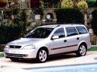 Opel  Astra G Caravan  1.4 16V (90 Hp) Automatic