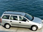 Opel  Astra G Caravan  1.8 16V (125 Hp)